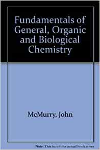 mcmurry organic hcemistry with biological applications 3e