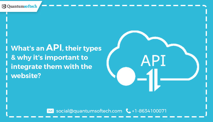 why is an application programming interface api beneficial rmit