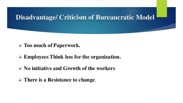 inappropriate application of rules and procedures in bureaucracy