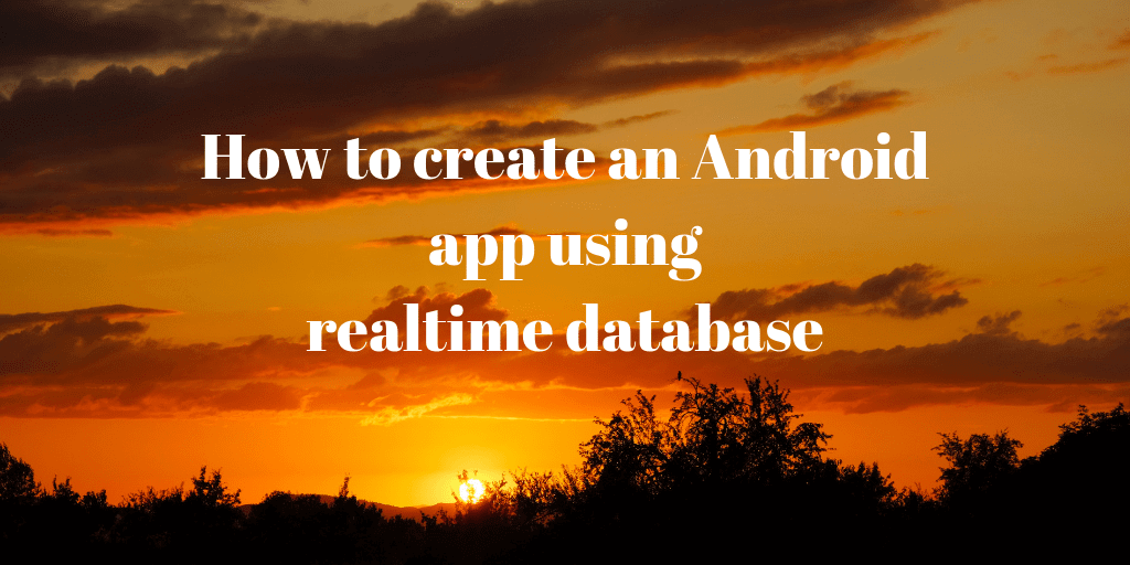 database to use in email application
