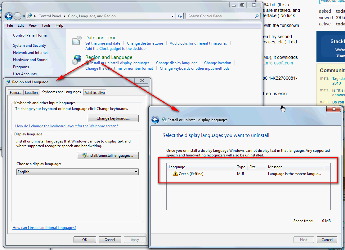 ms17-010 download windows 7 not applicable