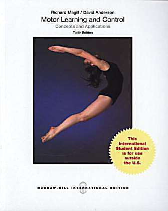 buy motor learning and control concepts and applications 10th edition
