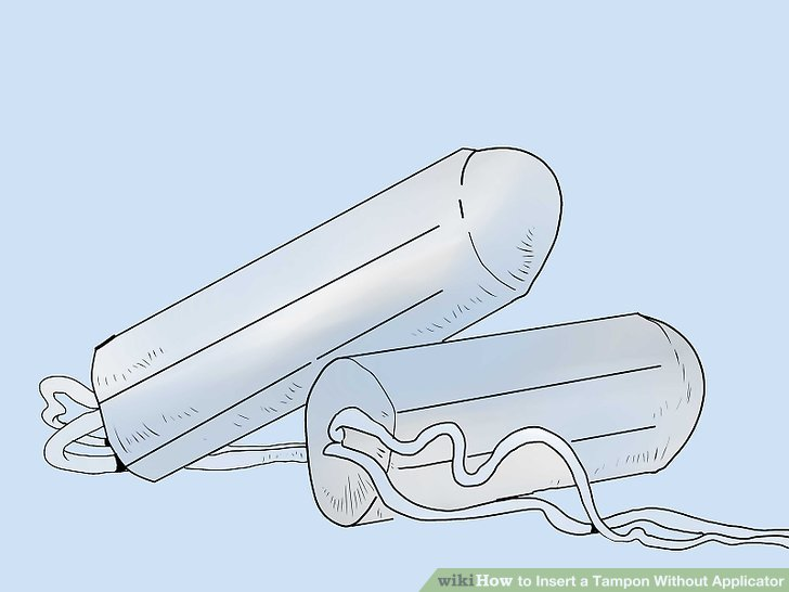 how far to put applicator for tampons