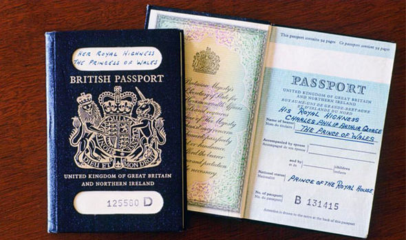 can we change existing uk passport application